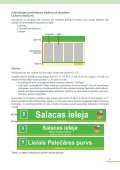 informācijas izvietojums uz stendu informācijas planšetēm un to ... - Page 5