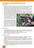 """Dabas parks """"Kuja"""" - Dabas aizsardzības pārvalde - Page 6"""