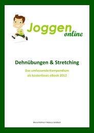 Das kostenlose eBook von Joggen-Online.de - Mittelrhein Marathon