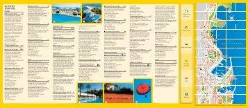 activités sportives - Monaco Monte-Carlo - Tourist Information