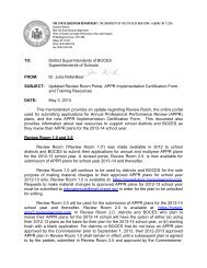 Download this memo in PDF - New York State Education Department