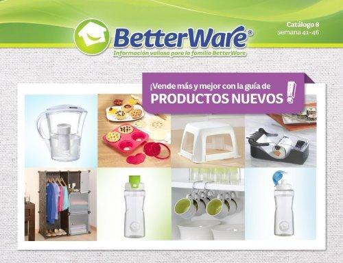 Guía de productos nuevos 8