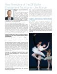 Winter 2012 - Ensuring the Future of Dance - San Francisco Ballet - Page 6