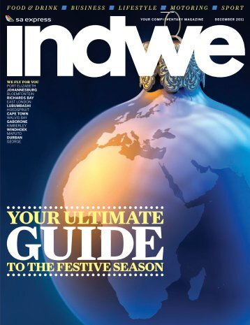 Dec 2011 Festive Season - SouthAfrica.