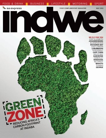 reducing africa's carbon footprint at indaba - Southafrica.to
