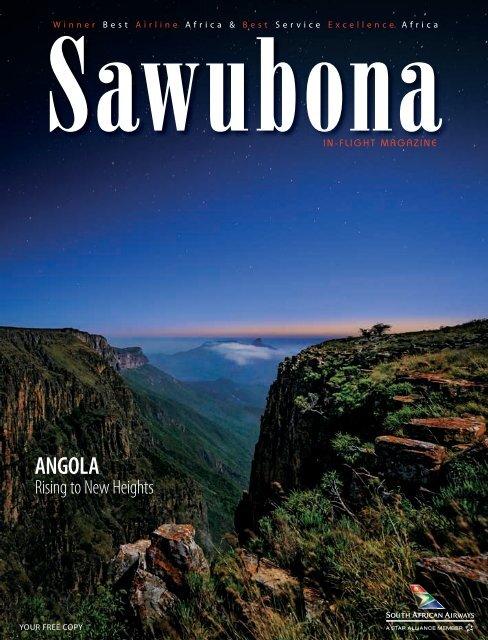Saa Sawubona December 2012 Southafrica