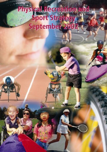 Physical Recreation and Sport Strategy - Christchurch City Council