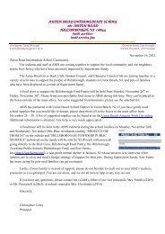NJ FUNDRAISERS - Hillsborough Township Public Schools / HTPS