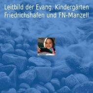 Leitbild der Evang. Kindergärten Friedrichshafen und FN-Manzell