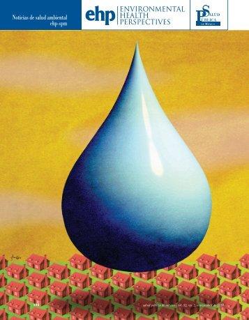 Noticias de salud ambiental ehp-spm - SciELO Public Health