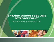 PDF 2.5Mb - School Food & Beverage Policy