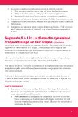 Guide d'accompagnement - Curriculum Services Canada - Page 7
