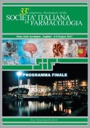 Programma finale completo - SIF - Università degli Studi di Torino