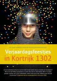 in Kortrijk 1302