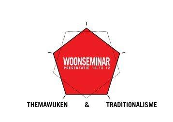 Themawijken en traditionalisme in woonarchitectuur ... - Stad Kortrijk