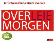 Presentatie Inrichtingsplan Centrum Overleie 17/04 ... - Stad Kortrijk