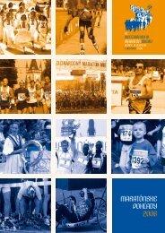 Maratónske pohľady 2006 - Medzinárodný maratón mieru, Košice