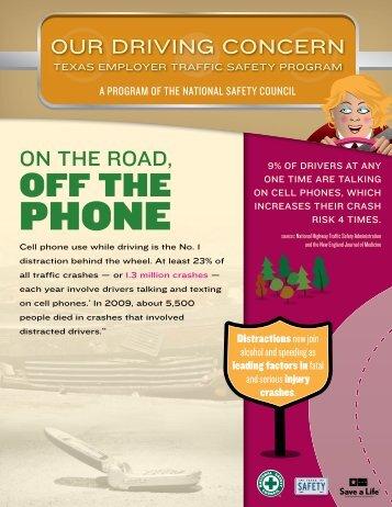 Distraction_TXDOT_NA - National Safety Council