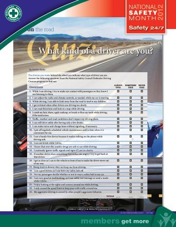 NSM_Driving_Safety_Article - National Safety Council