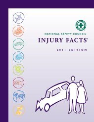 Injury_Facts_2011_w - National Safety Council
