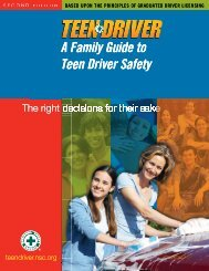 Teen Driver - National Safety Council