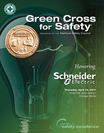 NSC_2011GCFS_Journal - National Safety Council