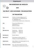Traunstein Haflinger-/Kaltblut - Pferdezuchtverband Oberbayern eV - Seite 3