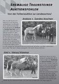 Traunstein Haflinger-/Kaltblut - Pferdezuchtverband Oberbayern eV - Seite 6
