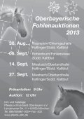 Traunstein Haflinger-/Kaltblut - Pferdezuchtverband Oberbayern eV - Seite 7