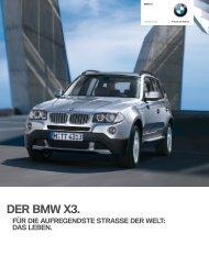 DER BMW X .