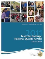Malcolm Baldrige National Quality Award - American Society for ...