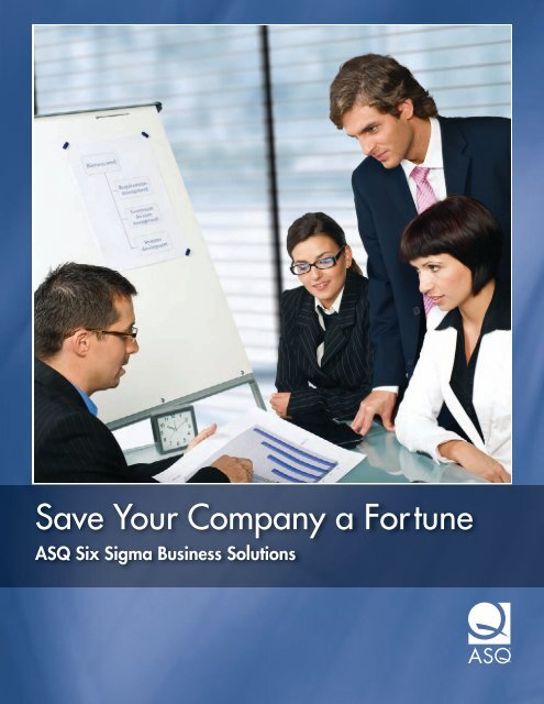Six Sigma Business Excellence Brochure涌verview - American ...