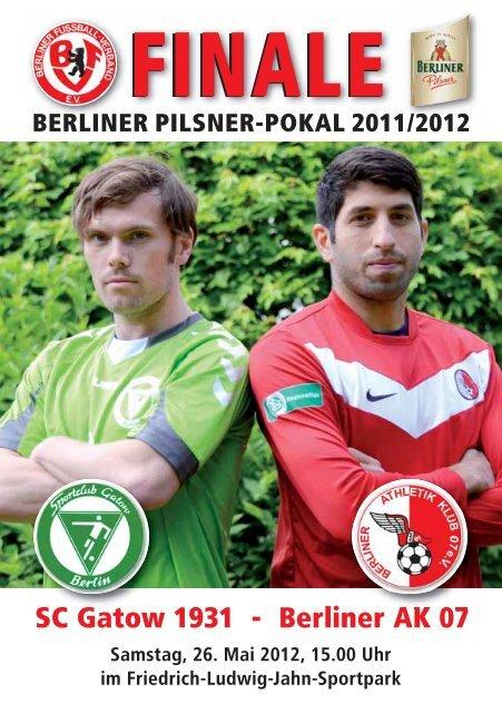 Tennis Borussia FC Union Berlin TICKET Berliner Pilsner Pokal Endspiel 2009 1