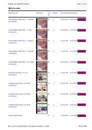 Seite 1 von 3 E-Shop von Manfred Jahreis 08.01.2008 http://www ...