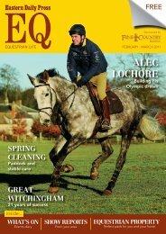 Equestrian Life Magazine - February/March 2011 - Cozens-Hardy ...