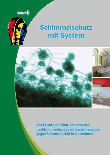 Schimmelschutz mit System - Conti® Coatings