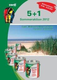Sommeraktion 2012 - Conti® Coatings