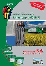 Tankstopp gefällig?! - Chemische Werke Kluthe GmbH