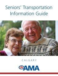 Calgary Seniors Transportation Guide - Alberta Motor Association