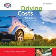 CAA Driving Costs english - Alberta Motor Association