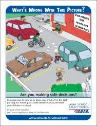 Are you making safe decisions? - Alberta Motor Association