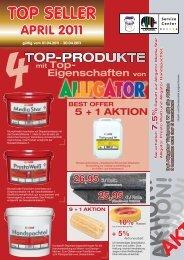 AKTIO AKTION!AKTION!A KTION! AKT - Farben Brunner