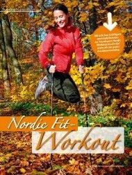 Training Nordic Workout - Sandra Cammann