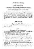 Friedhofssatzung - Evangelisch-lutherische Kirchengemeinde ... - Seite 2