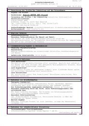 Sicherheitsdatenblatt BETON ART Finish - Alpina
