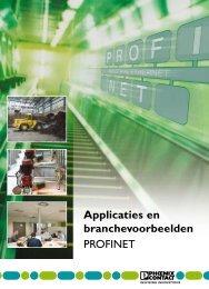Applicaties en branchevoorbeelden PROFINET - Imagro Groep