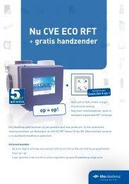 Nu CVE ECO RFT - Zakelijk - Itho Daalderop