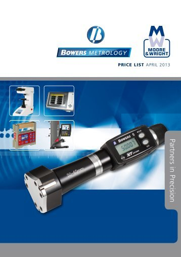 Partners in Precision - Bowers UK