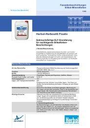 Herbol-Herbosilit-Fixativ