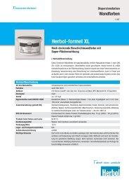 Herbol-formel XL
